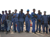 Workers of Dubai