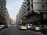 uncrowded deira street