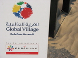 global village redefines the world