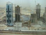 from the roofs of dubai marina