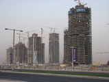 from sheikh zayed road