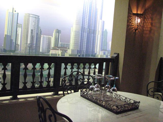 Balkon manzaralari