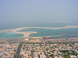deira and its upcoming palm